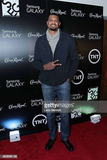Jonathan Bender attended the Kenny Smith's All Star Homecoming NBA AllStar Weekend 2015 at Pranna Restaurant on February 13 2015 in New York City