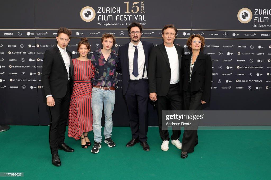 """""""Der Preis der Freiheit"""" Premiere - 15th Zurich Film Festival : Nachrichtenfoto"""