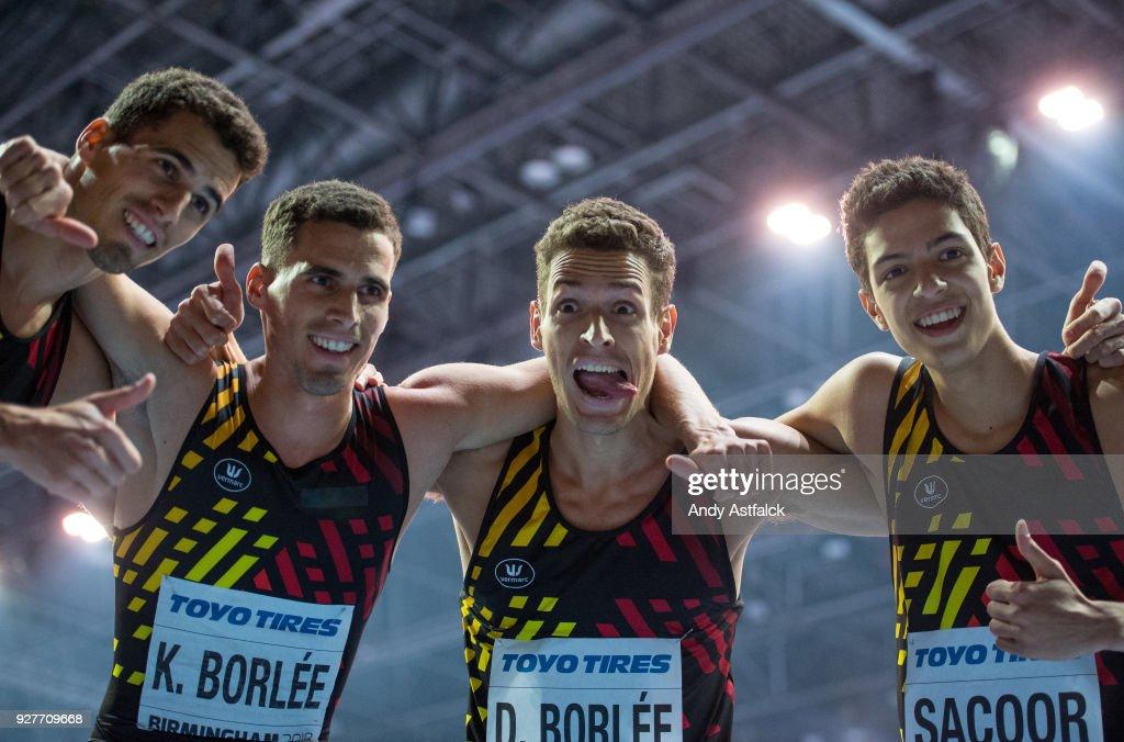 IAAF World Indoor Championships - Day Four