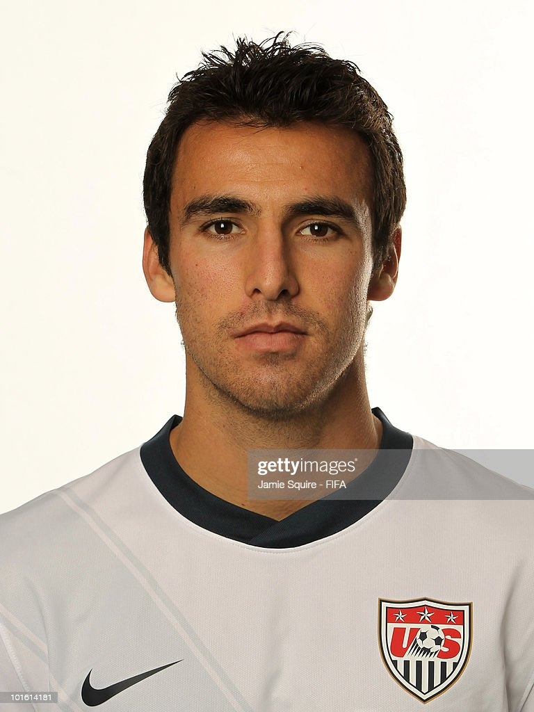 Jonathan Bornstein of USA poses during the official FIFA World Cup 2010 portrait session on June 3, 2010 in Centurion, South Africa.