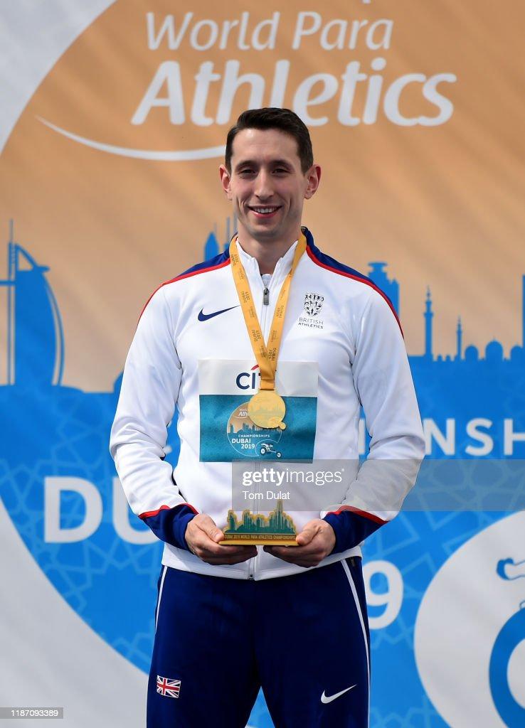 IPC World Para Athletics Championships 2019 Dubai - Day Six : News Photo