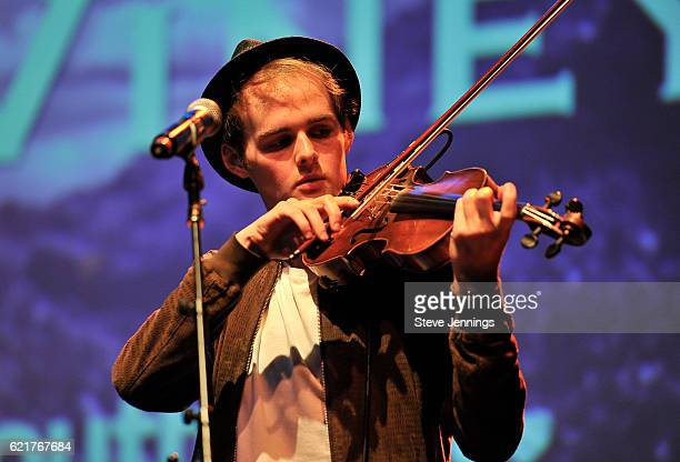 Jonathan Brown of The Rua performs on Day 2 of Live In The Vineyard at the Uptown Theater Napa on November 5, 2016 in Napa, California.