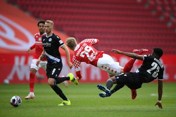 DEU: 1. FSV Mainz 05 v DSC Arminia Bielefeld - Bundesliga