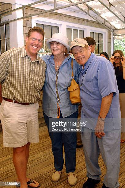 Jonathan Burkhart Cofounder and Chairman of The Board Anne Meara and Jerry Stiller