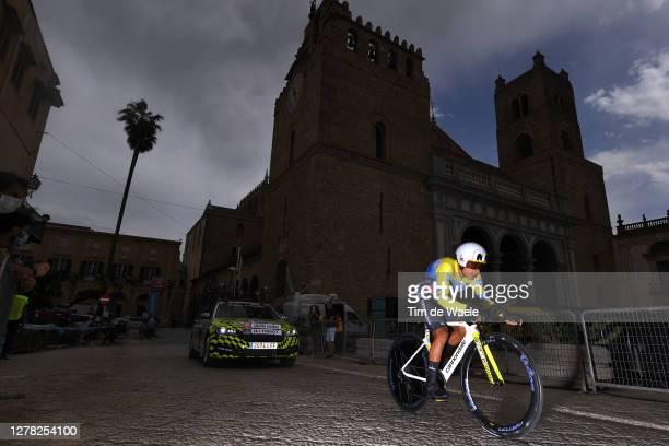 Jonathan Caicedo Cepeda of Ecuador and Team EF Pro Cycling / Duomo di Monreale / Monte Caputo / Cathedral / during the 103rd Giro d'Italia 2020,...