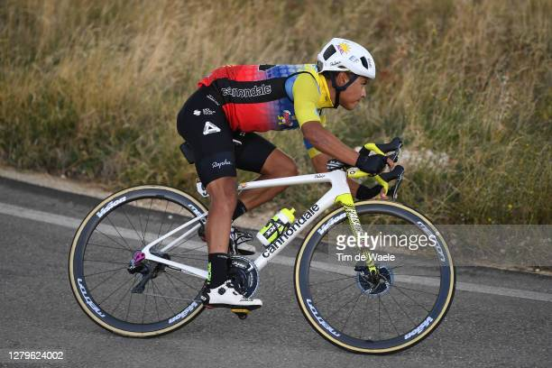 Jonathan Caicedo Cepeda of Ecuador and Team EF Pro Cycling / during the 103rd Giro d'Italia 2020, Stage 9 a 207km stage from San Salvo to Roccaraso -...