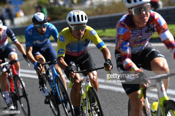 Jonathan Caicedo Cepeda of Ecuador and Team EF Pro Cycling / during the 103rd Giro d'Italia 2020, Stage Eleven a 182 km stage from Porto Sant'Elpidio...