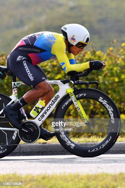 Jonathan Caicedo Cepeda of Ecuador and Team EF Pro Cycling / during the 103rd Giro d'Italia 2020, Stage 14 a 34,1km individual Time Trial from...