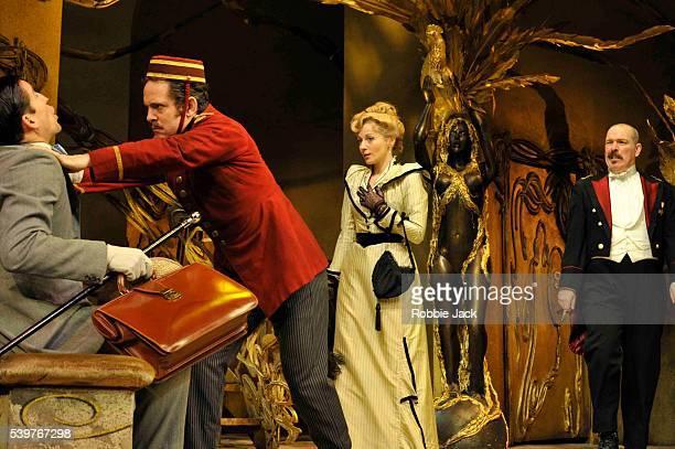 Jonathan Cake as Romain Tournel Tom Hollander as Victor Emmanuel Chandebise/Poche Lisa Dillon as Raymonde Chandebise and Lloyd Hutchinson as Augustin...