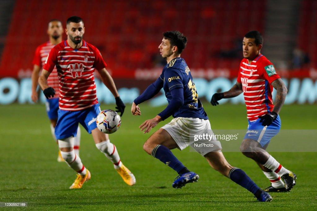 Granada CF v C.A. Osasuna - La Liga Santander : News Photo