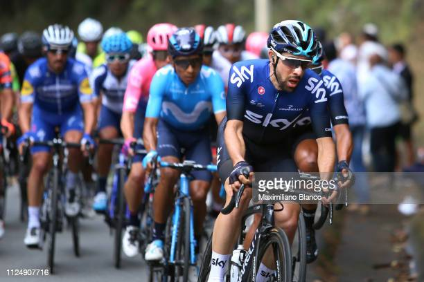 Jonathan Castroviejo of Spain and Team Sky / during the 2nd Tour of Colombia 2019 Stage 3 a 1677km stage from Complex Llanogrande to Complex...
