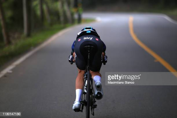 Jonathan Castroviejo of Spain and Team Sky / during the 2nd Tour of Colombia 2019, Stage 5 a 177,2km stage from La Unión to La Unión /...