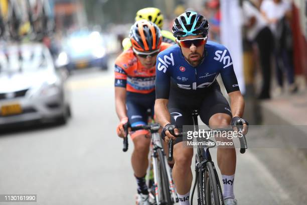 Jonathan Castroviejo of Spain and Team Sky / during the 2nd Tour of Colombia 2019 Stage 5 a 1772km stage from La Unión to La Unión / @TourColombiaUCI...