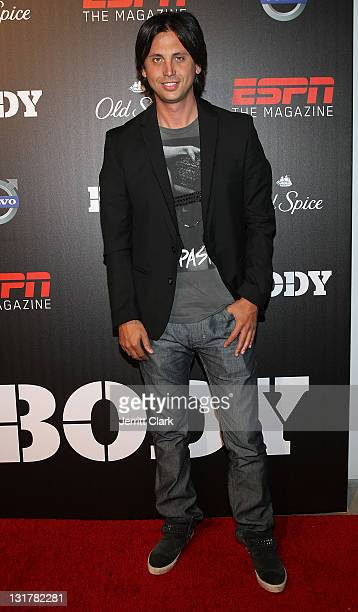 Jonathan Cheban attends ESPN the magazine's 2nd annual 'Body Issue' celebration at Skylight Studio on October 12 2010 in New York City