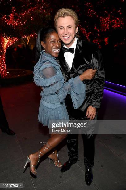 Jonathan Cheban attends Sean Combs 50th Birthday Bash presented by Ciroc Vodka on December 14 2019 in Los Angeles California