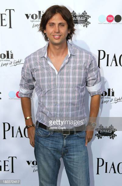 Jonathan Cheban attends the 2nd annual Polo Classic Presented by Piaget on July 2 2011 in Bridgehampton New York