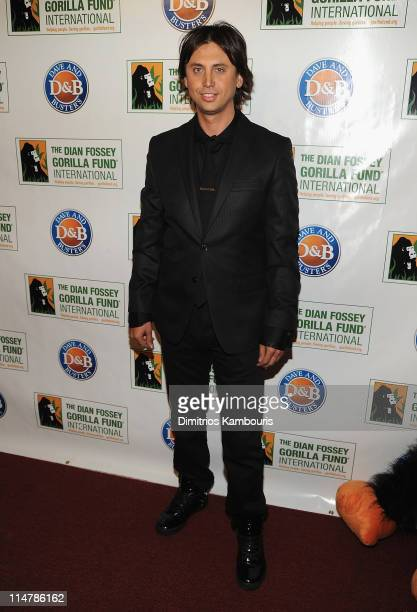 Jonathan Cheban attends the Celebrity Skee Ball Tournament benefiting the Dian Fossey Gorilla Fund International at Dave Buster's Time Square on June...