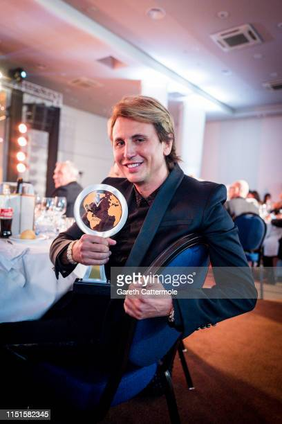Jonathan Cheban attends the Inaugural 'World Bloggers Awards' during the 72nd annual Cannes Film Festival on May 24 2019 in Cannes France The 'World...