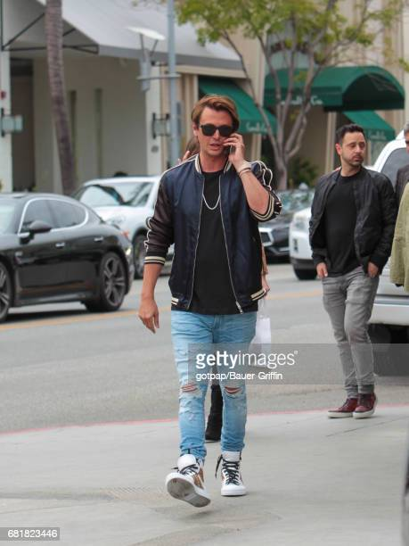 Jonathan Cheban is seen on May 10 2017 in Los Angeles California