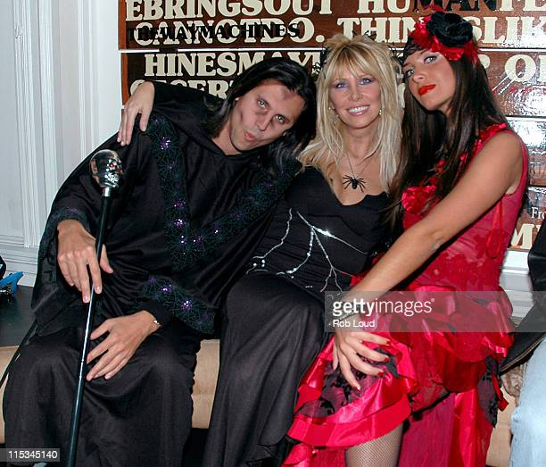 Jonathan Cheban Lisa Gastineau and Brittny Gastineau