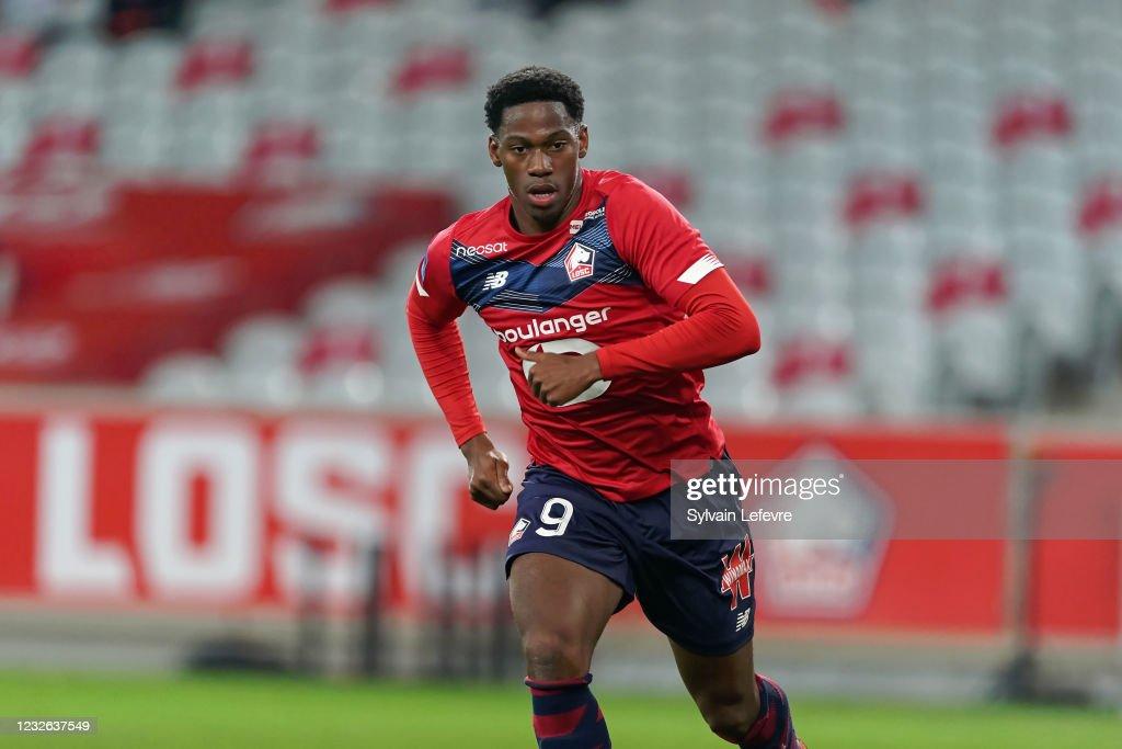Lille OSC v OGC Nice - Ligue 1 Uber Eats : News Photo