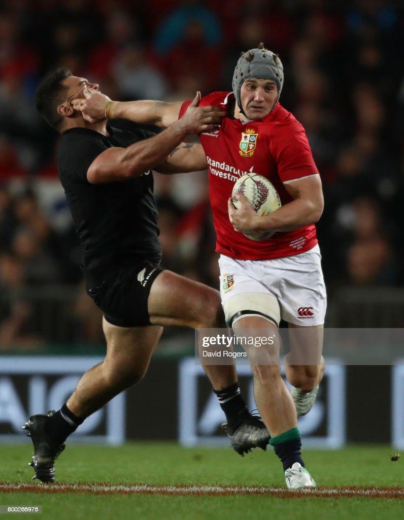 New Zealand v British & Irish Lions - First Test Match