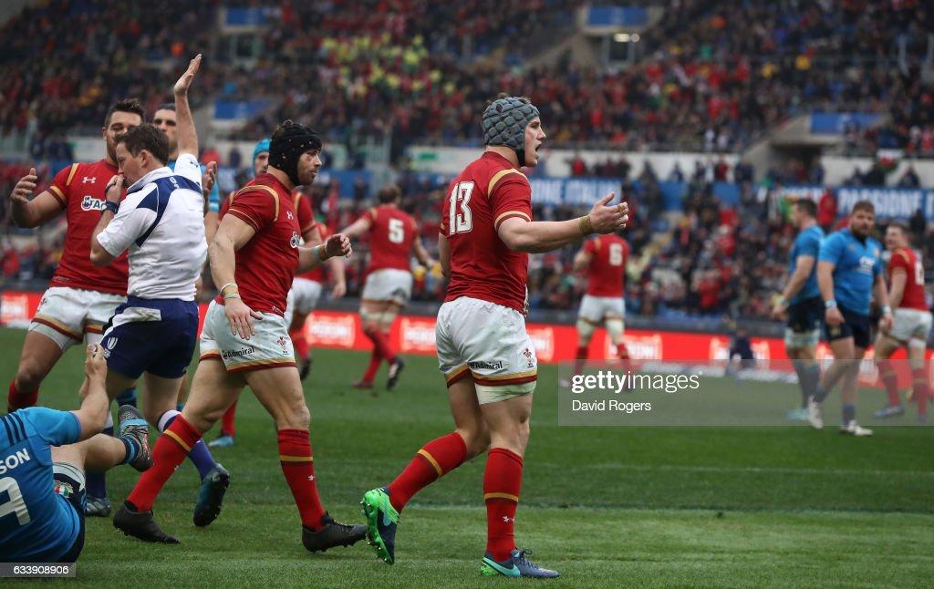 Italy v Wales - RBS Six Nations