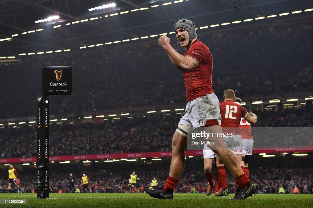 Wales v England - Guinness Six Nations : News Photo