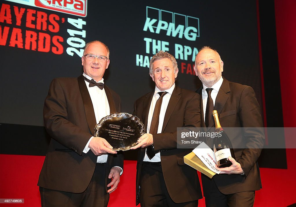RPA Computacenter Players' Awards 2014