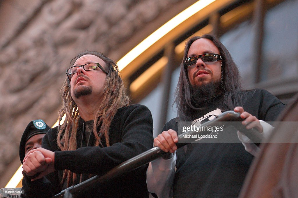 """Korn """"See You On The Other Side"""" Pre-Album Release Press Conference with U.S."""