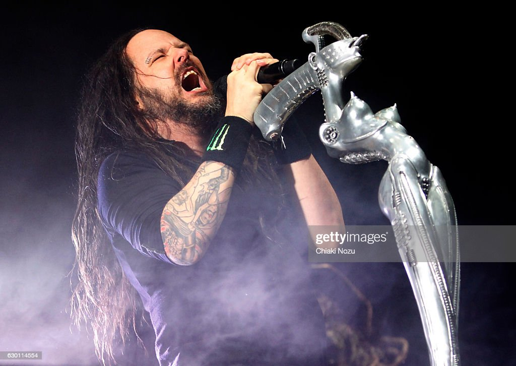 Korn And Limp Bizkit Perform At SSE Arena - London