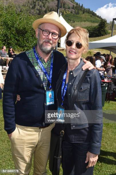 Jonathan Dayton and Valerie Faris attend Telluride Film Festival 2017 on September 1 2017 in Telluride Colorado