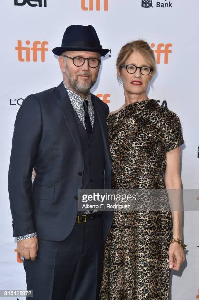 Jonathan Dayton and Valerie Faris attend the 'Battle of the Sexes' premiere during the 2017 Toronto International Film Festival at Ryerson Theatre on...