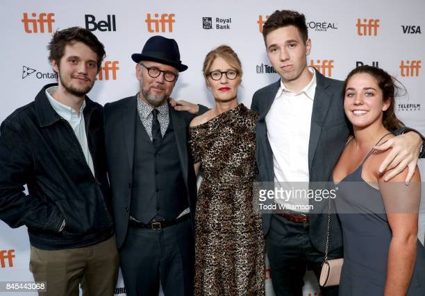 Jonathan Dayton and Valerie Faris attend the 'Battle of the Sexes' TIFF screening on September 10 2017 in Toronto Canada