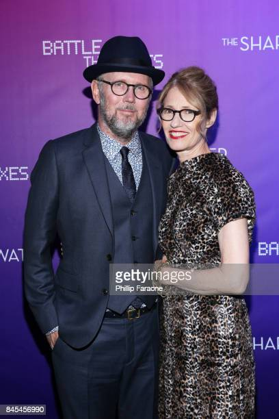 Jonathan Dayton and Valerie Faris attend the Fox Searchlight TIFF Party at Four Seasons Centre For The Performing Arts on September 10 2017 in...