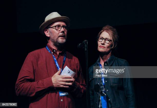 Jonathan Dayton and Valerie Faris attend the Telluride Film Festival 2017 on September 2 2017 in Telluride Colorado