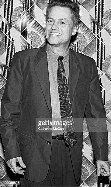 Jonathan Demme at the Sixtythird Annual New York Film Critics Circle Awards presentations at the Rainbow Room in January 1998 in New York City New...