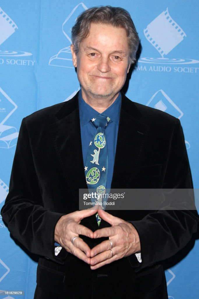 Jonathan Demme attends the 49th annual Cinema Audio Society Awards held at Millennium Biltmore Hotel on February 16, 2013 in Los Angeles, California.