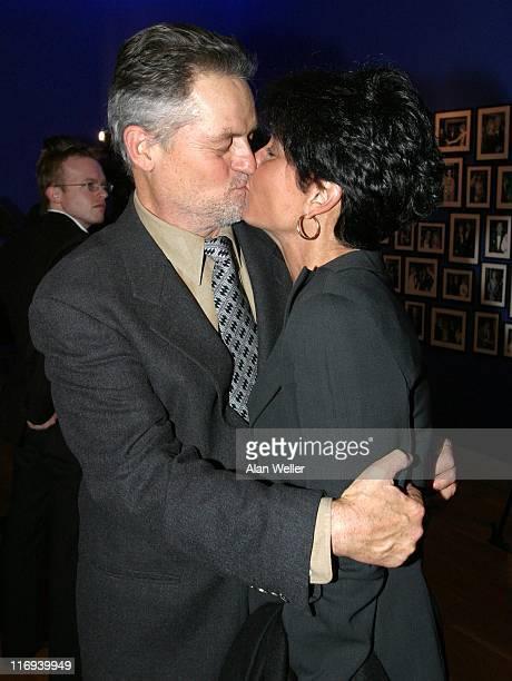 Jonathan Demme director and Tina Sinatra producer
