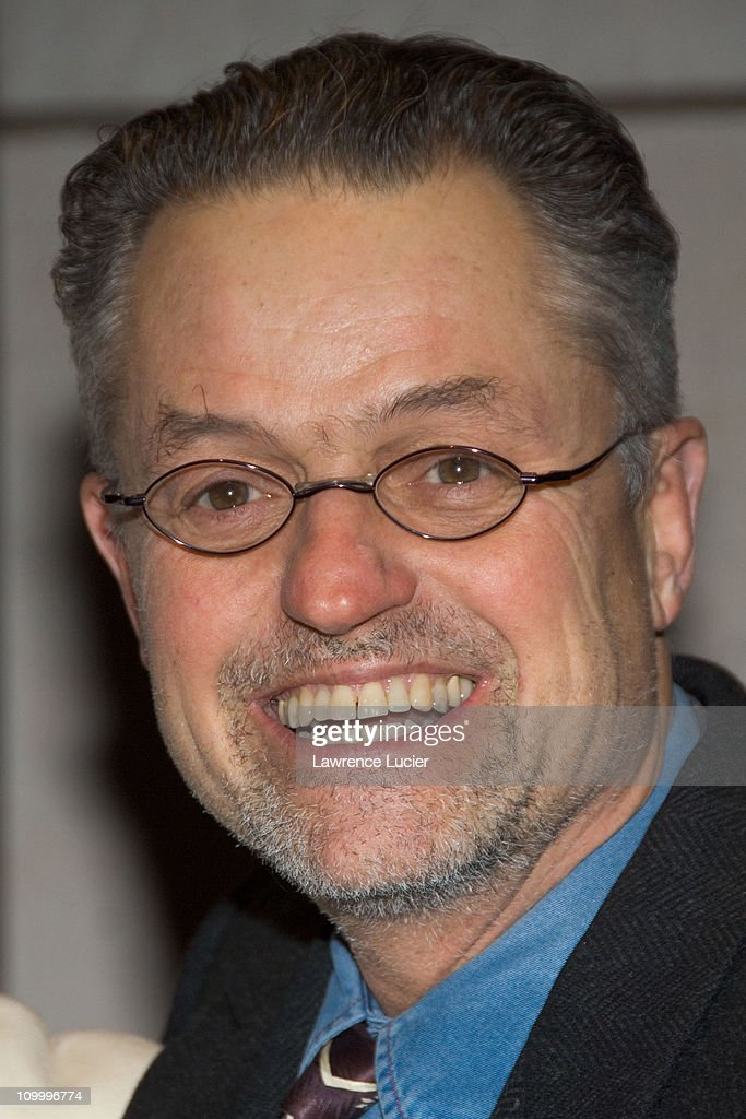 Jonathan Demme during Neil Young Heart of Gold New York Screening - Arrivals at Walter Reade Theater in New York, NY, United States.