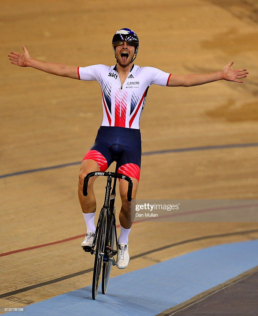 UCI Track Cycling World Championships - Day Three