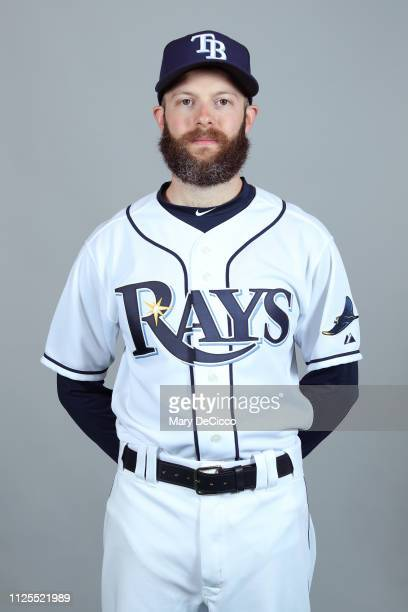 Jonathan Erlichman of the Tampa Bay Rays poses during Photo Day on Sunday February 17 2019 at Charlotte Sports Park in Port Charlotte Florida