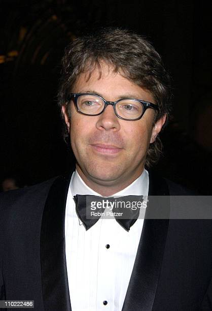 Jonathan Franzen during The 2005 PEN Montblanc Literary Gala at The American Museum of Natural History in New York City New York United States