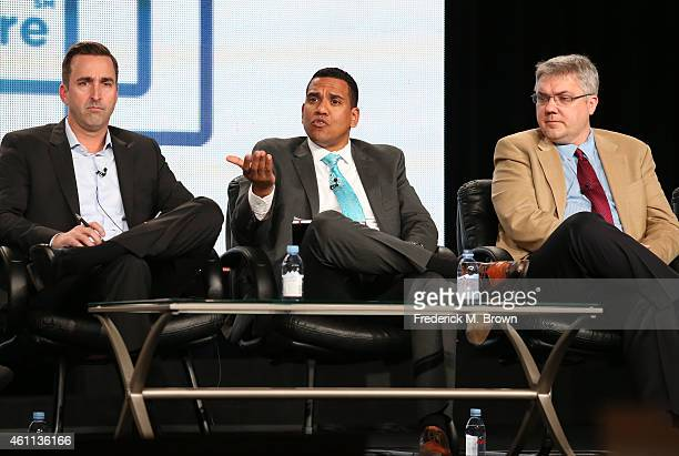 Jonathan Freeland VP Video Product Marketing Cox Communications James Rollins VP Digital Video Distribution Affiliate Sales Marketing Disney ESPN...