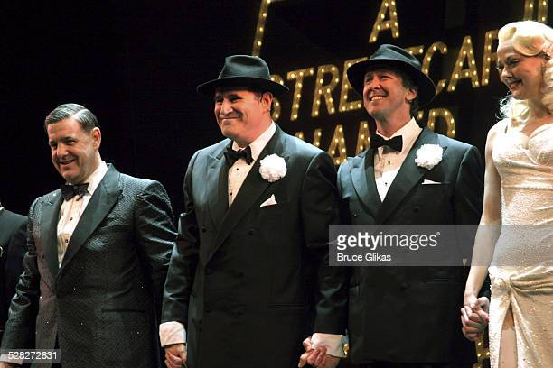 Jonathan Freeman Richard Kind Alan Ruck and Angie Schworer