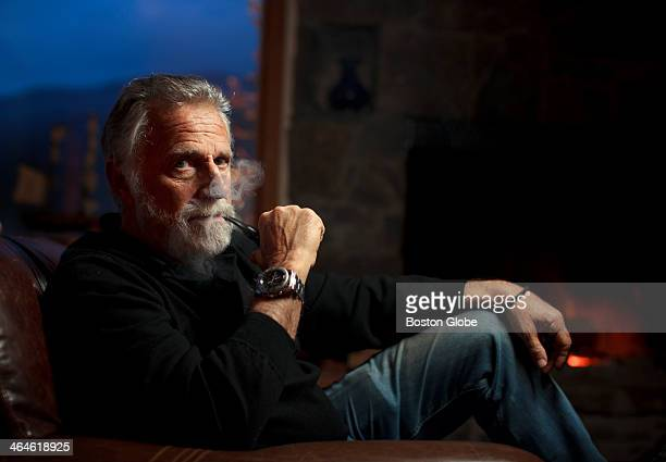 Jonathan Goldsmith aka The Most Interesting Man in the World the cultlike figure in the highly popular Dos Equis beer commercials lives a quiet life...