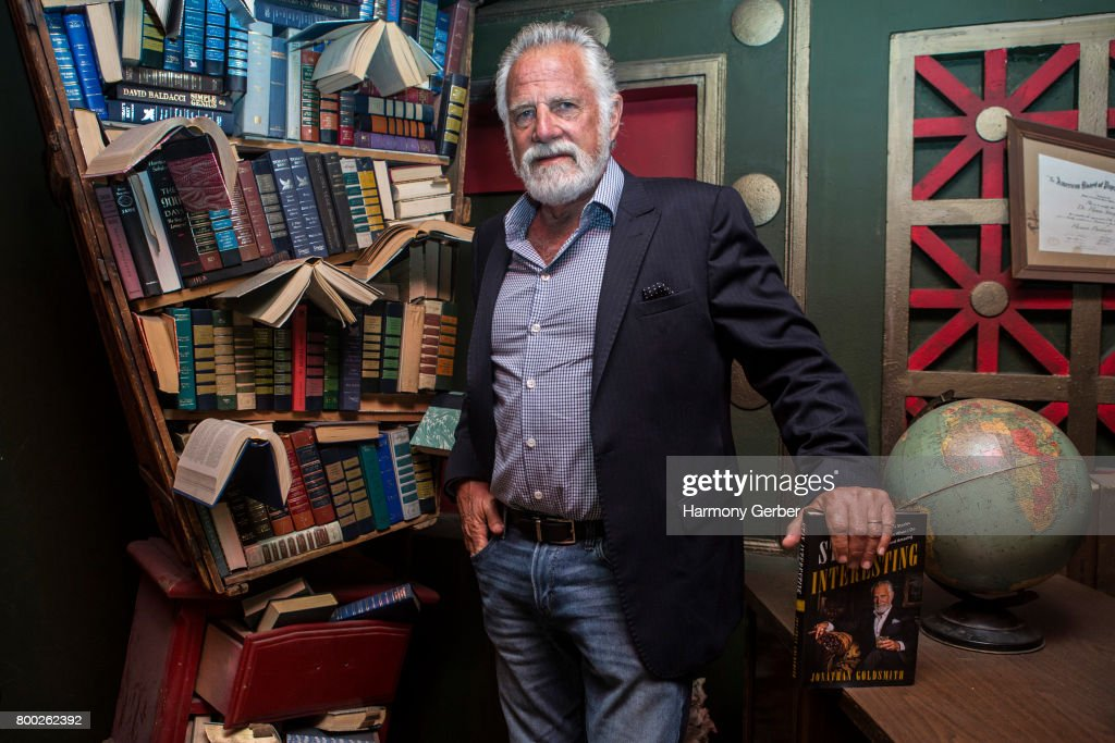 the most interesting man in the world s book signing