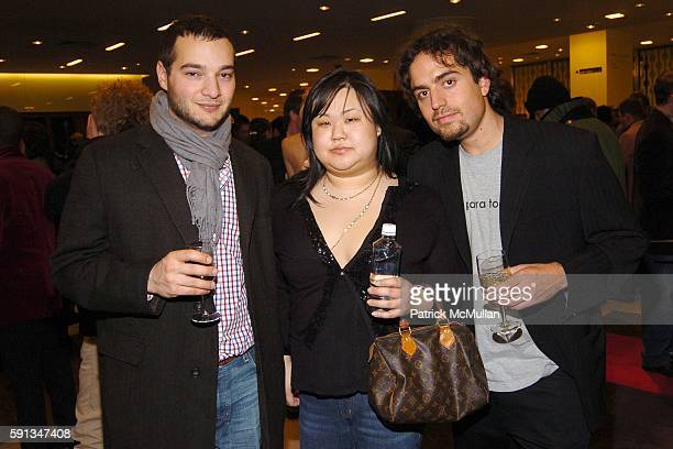 Jonathan Grassi Joanna Um and Fernando CwilichGil attend The Launch of AKA and Designer Jhane Barnes' Spring 2005 Collection with Photography by...
