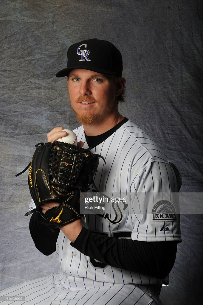 Colorado Rockies Photo Day : News Photo