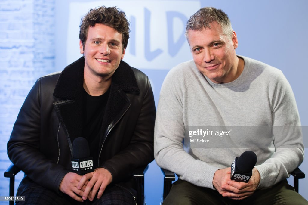 BUILD: Jonathan Groff and Holt McCallany